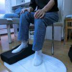 膝・腰痛の人は他人が良いと言っても信じない