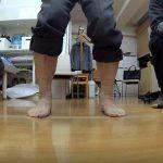 足が不安定 原因を探る